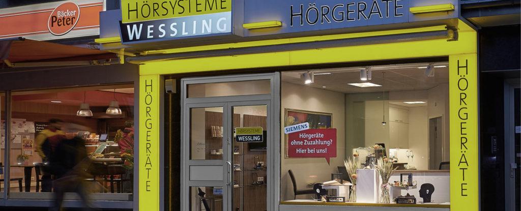 Filiale Holsterhausen Hörsysteme Wessling